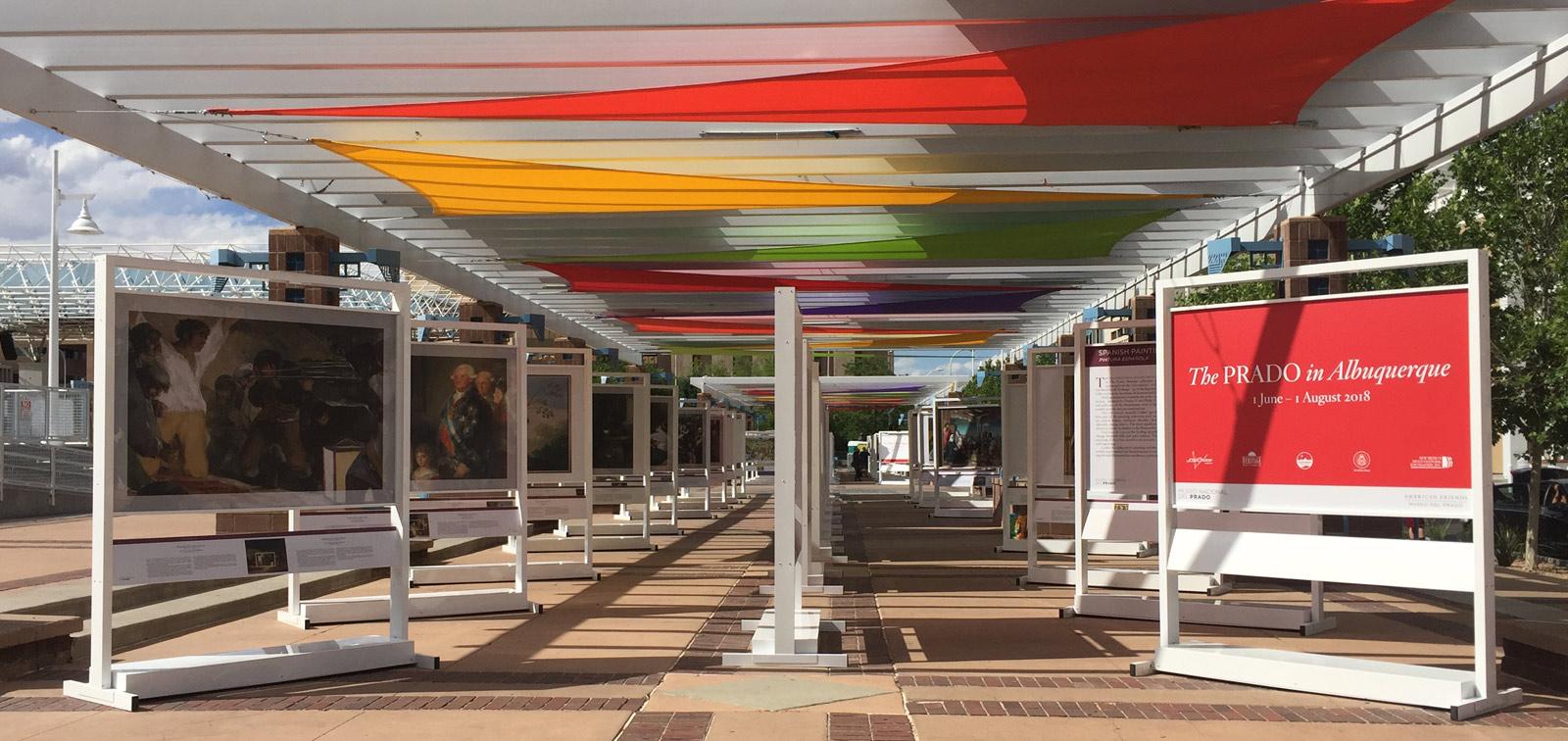 Didactic Exhibition: The Prado in Albuquerque