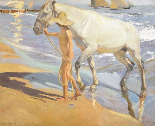 El Prado amplía el horario de la exposición Sorolla hasta las doce de la noche sus tres últimos días de apertura