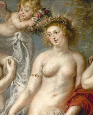 Aquiles en el Prado. Parada IV