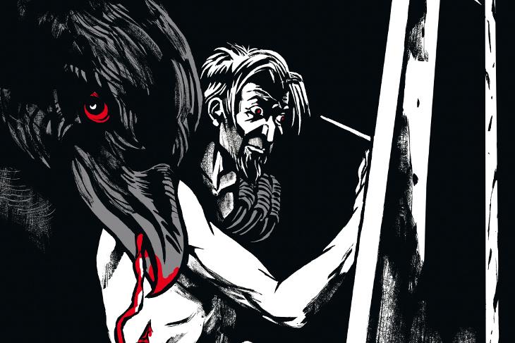 Proceso creativo del cómic: El perdón y la furia