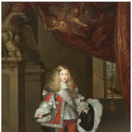 Charles II as a Child