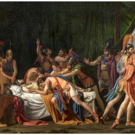The Death of Viriatus, Chief of the Lusitanians