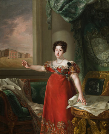 El Museo del Prado y la política borbónica de instituciones culturales