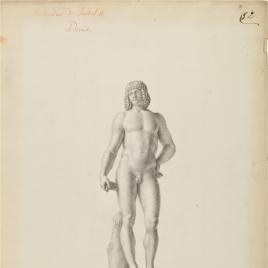 Adolescente desnudo