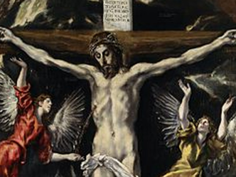 <em>La Crucifixión</em>, El Greco, comentada por José María Valverde