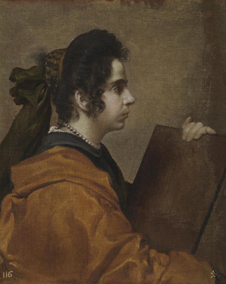 El Prado habla. Sibila, de Velázquez