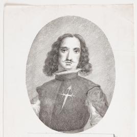 Autorretrato de Velázquez de Las Meninas