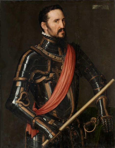 Portrait of the Duke of Alba