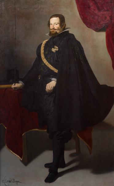 Gaspar de Guzmán, Conde-Duque de Olivares