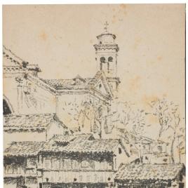 Vista de Venecia, 11 de abril de 1881