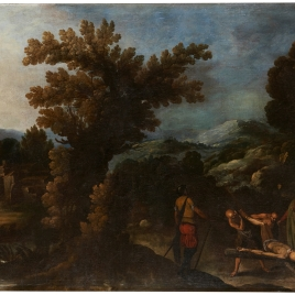 Landscape with the Crucifixion of Saint Peter