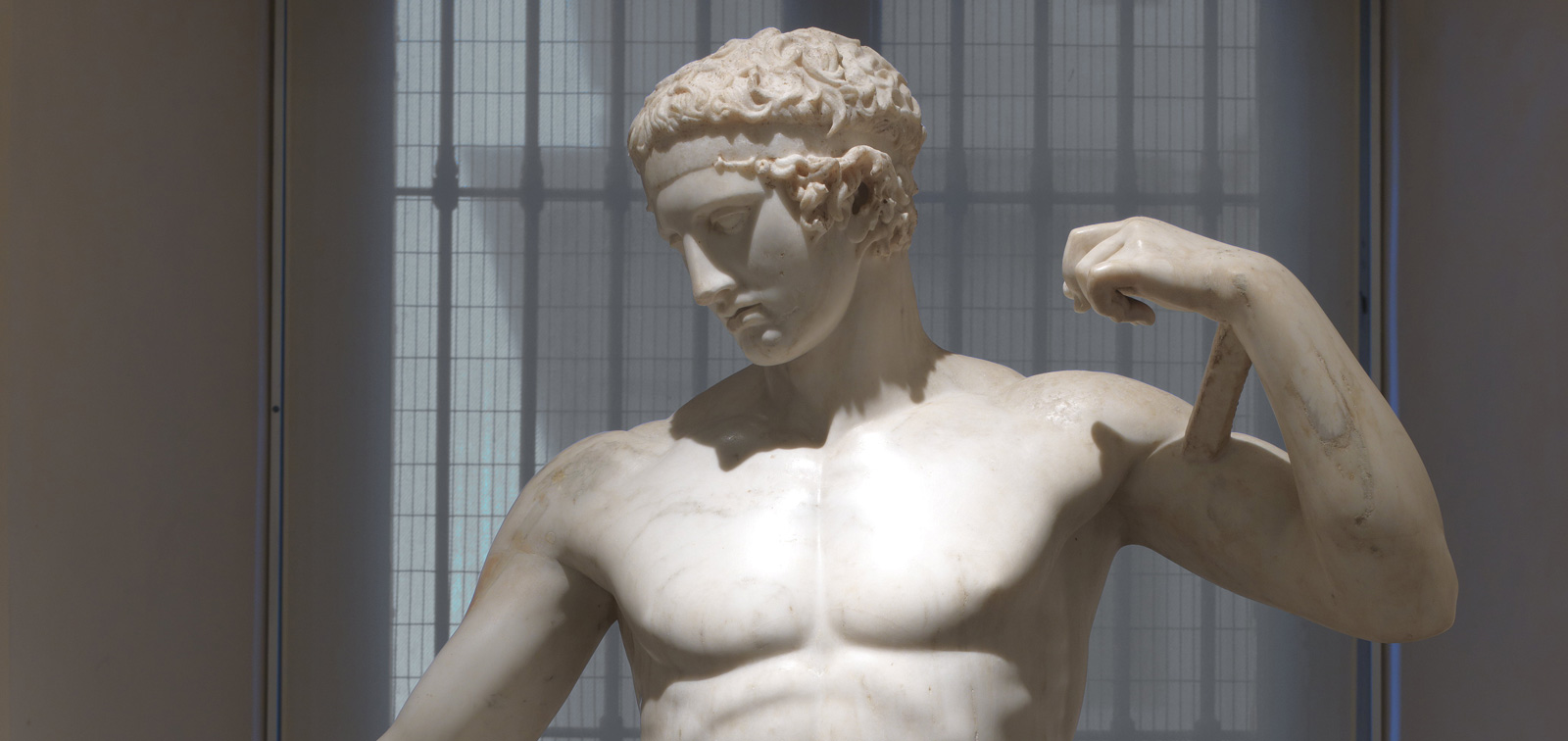 Descubriendo la Colección: <em>Diadúmeno</em>, Taller romano