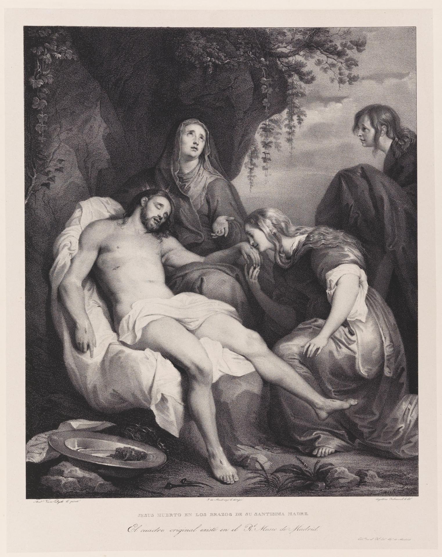 La Piedad - Colección - Museo Nacional del Prado