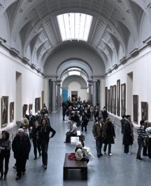 Becas 2017 Museo Nacional del Prado. Cuatro becas de formación e investigación en Edición, Exposiciones Temporales, Colección de Marcos y Arquitectura