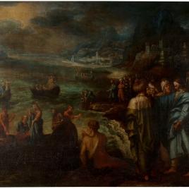 Asuntos de la vida de Jesús y los apóstoles: la pesca milagrosa