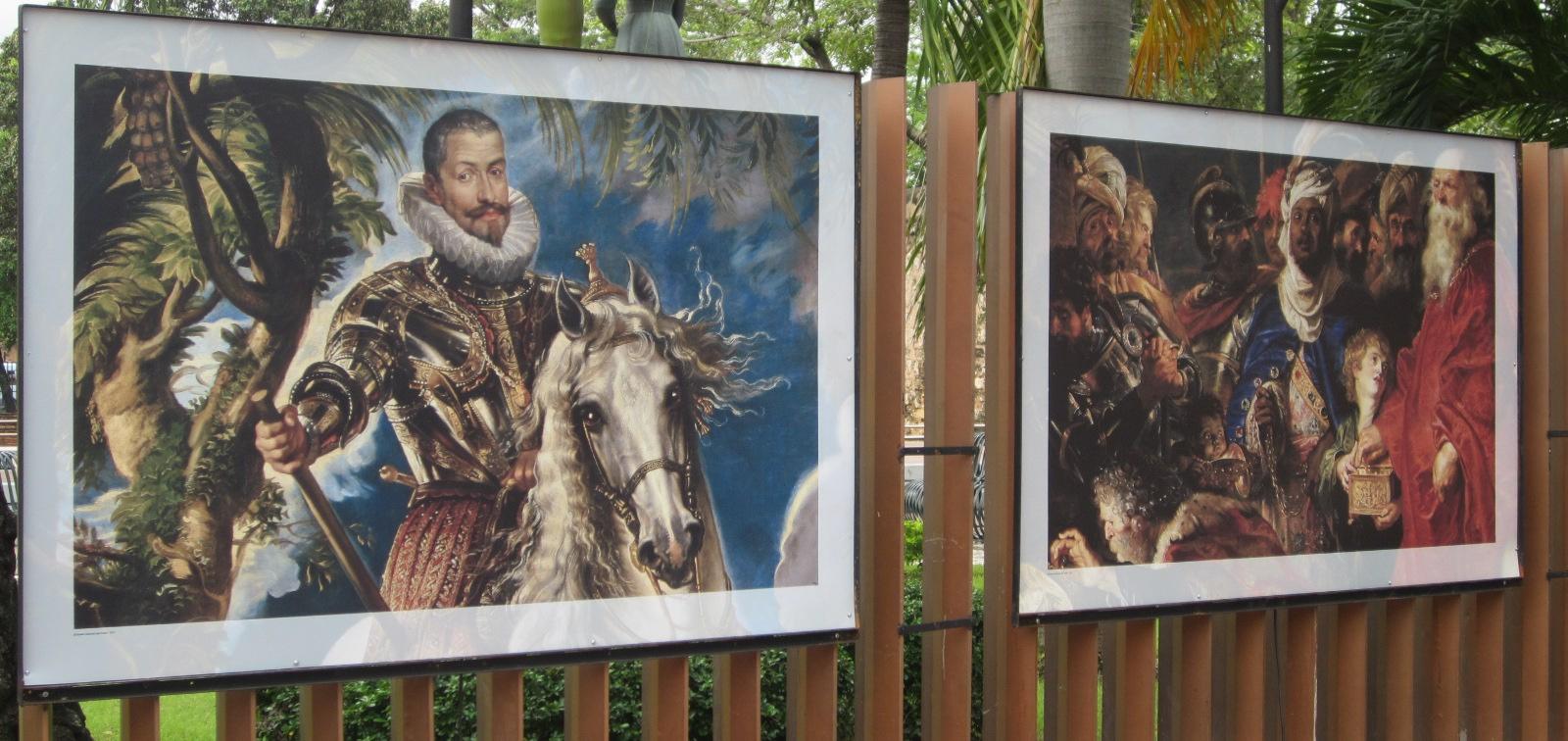 Exposición didáctica: El Museo del Prado en Santo Domingo