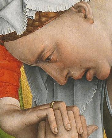 El Descendimiento de Rogier van der Weyden y sus copias de época