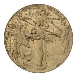 Premio del Ayuntamiento de Barcelona en el Concurso Agrícola