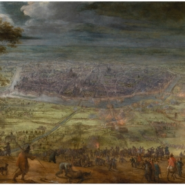 Night-time Attack on Lille