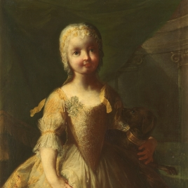 María Isabel of Bourbon and Saxony, Infanta of Naples and Spain