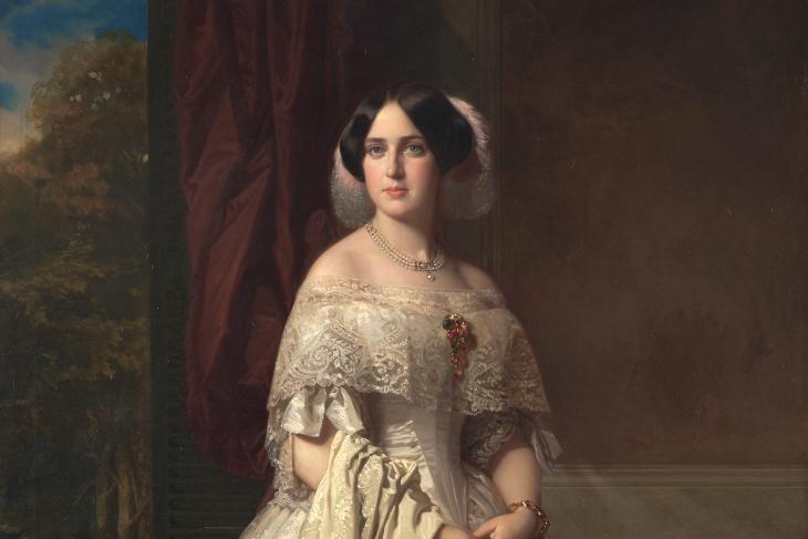 Donación Alicia Koplowitz. El retrato de la marquesa de Espeja por Federico de Madrazo
