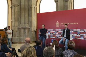 El Museo del Prado acoge el anuncio de la convocatoria de la Selección Española de Fútbol