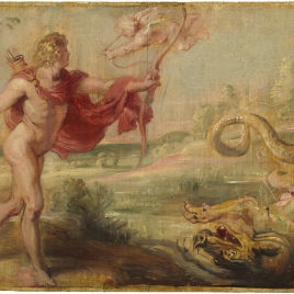 Apollo and the Python
