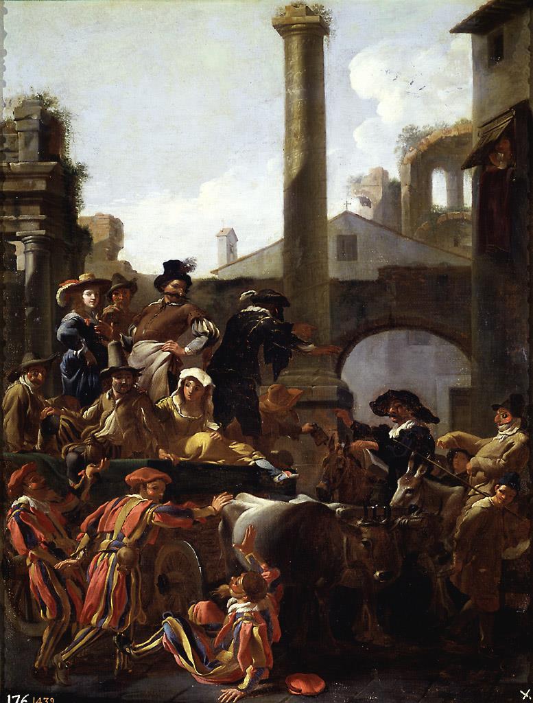 Miel, Jan van Bike. Il Cavaliere Gioo