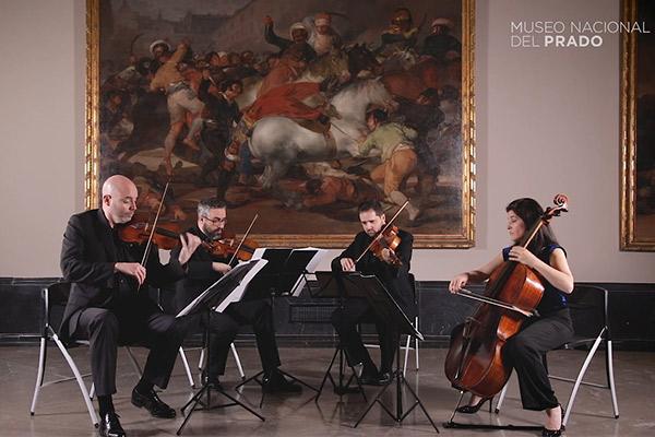 La música del Madrid de Goya celebra el Bicentenario del Museo del Prado