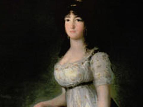 <em>Retrato de la Marquesa de Lazán</em>, Francisco de Goya y Lucientes, comentada por Ilse Hempel