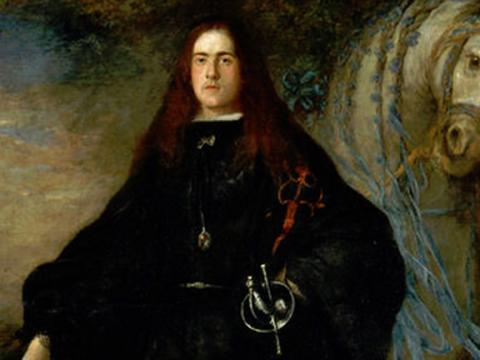 <em>El duque de Pastrana</em>, Juan Carreño de Miranda, comentada por Julio Alejandro