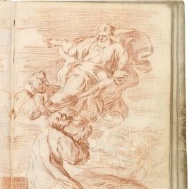 Aparición de Dios Padre a Abraham