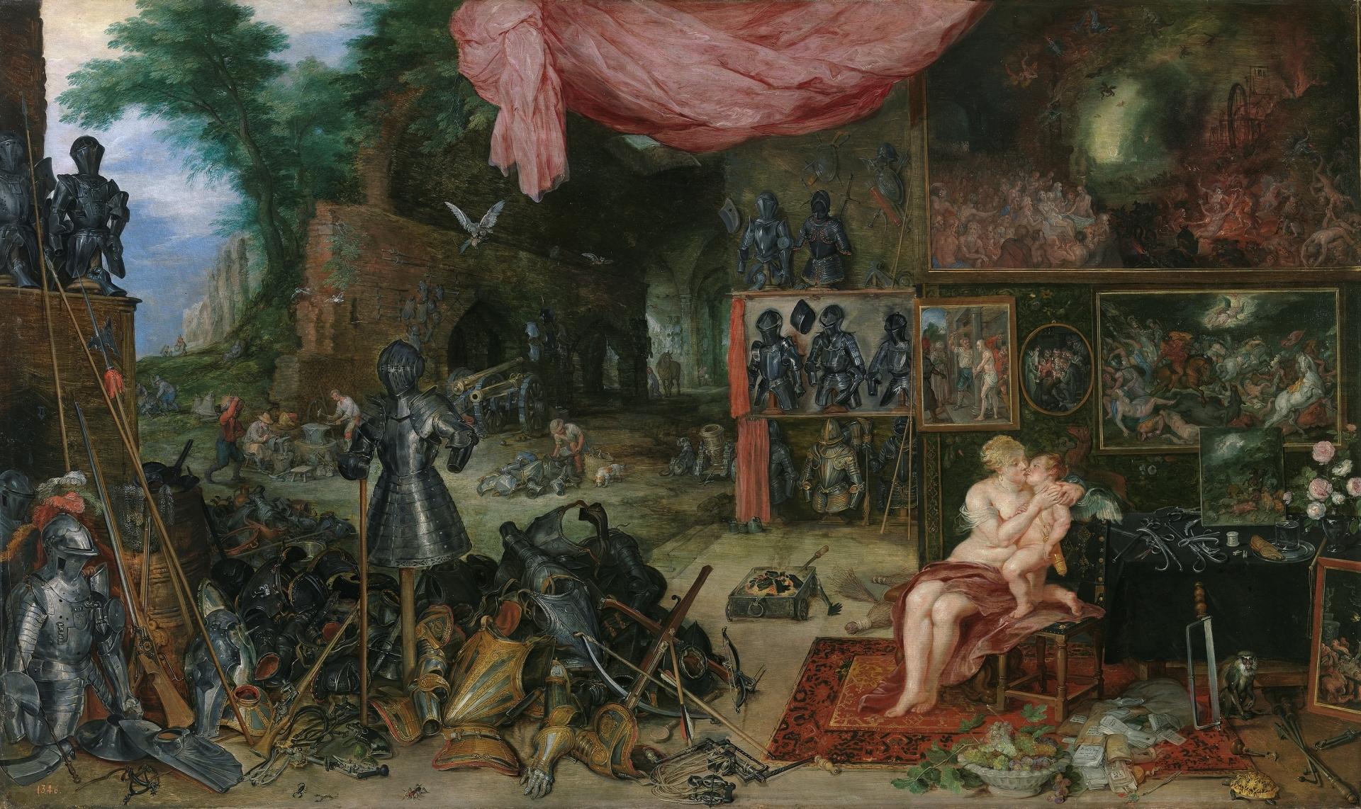 El Tacto - Colección - Museo Nacional del Prado
