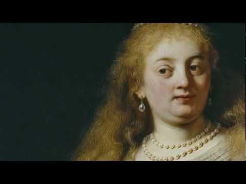 Obras comentadas: Judit en el banquete de Holofernes, Rembrandt (1634)