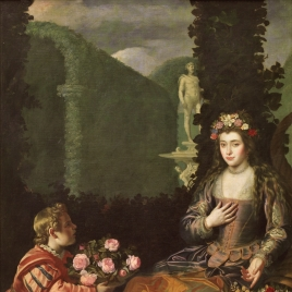 An Offering to Flora