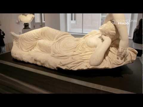 Obras comentadas: Ariadna dormida, Anónimo (150 a.C)