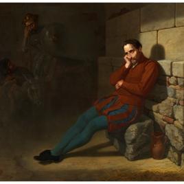 Miguel de Cervantes, imaginando El Quijote
