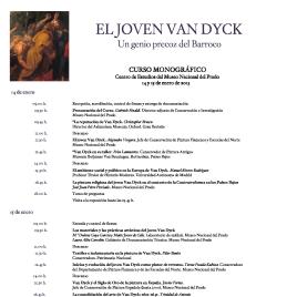 El joven van Dick [Recurso electrónico] : un genio precoz del Barroco : curso monográfico / Museo Nacional del Prado.