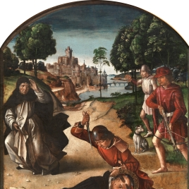 Death of Saint Peter Martyr