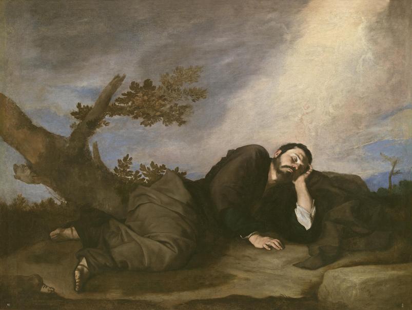 El sueño de Jacob (reprodución fotográfica)