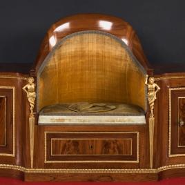 Mueble de aseo o retrete de Fernando VII