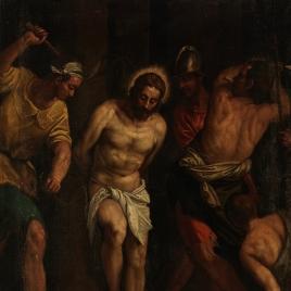 La Flagelación o Cristo atado a la Columna