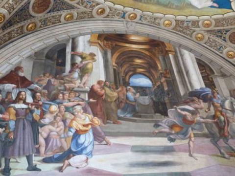 Rafael brilla de nuevo en el Prado