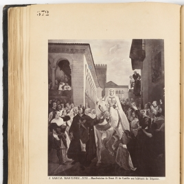 Manifestación de Enrique IV al pueblo segoviano