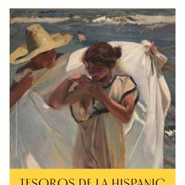Tesoros de la Hispanic Society of America [Material gráfico].