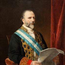 Salvador Albacete, ministro de Ultramar