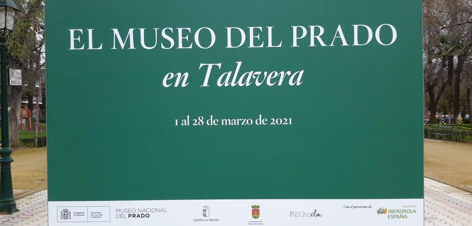 Exposición didáctica: El Museo del Prado en Talavera