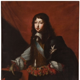 Phillip of France, I Duke of Orléans, son of Louis XIII