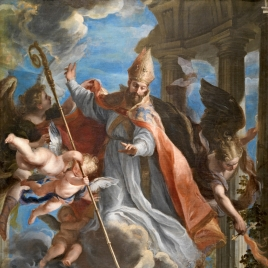 The Triumph of Saint Augustine