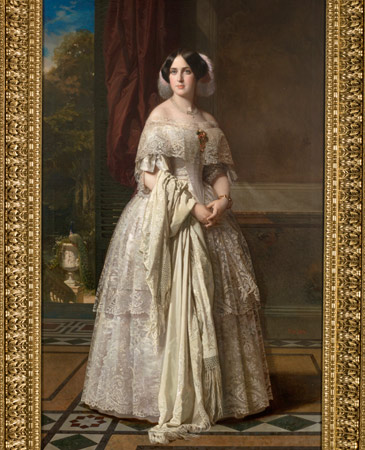 Josefa del Águila Ceballos, luego marquesa de Espeja